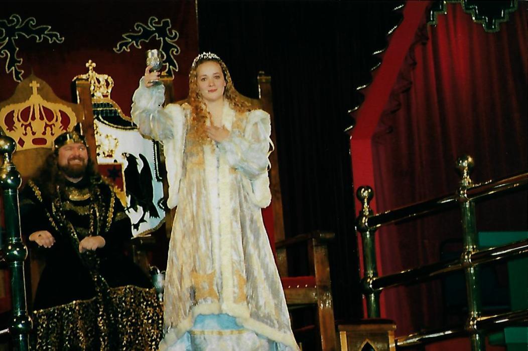 Mimi Snow lesbian princess