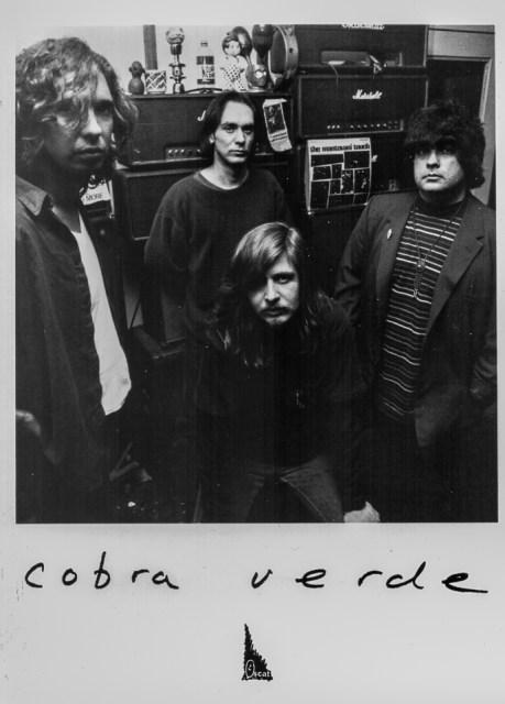 Cobra Verde U.S. Rocker