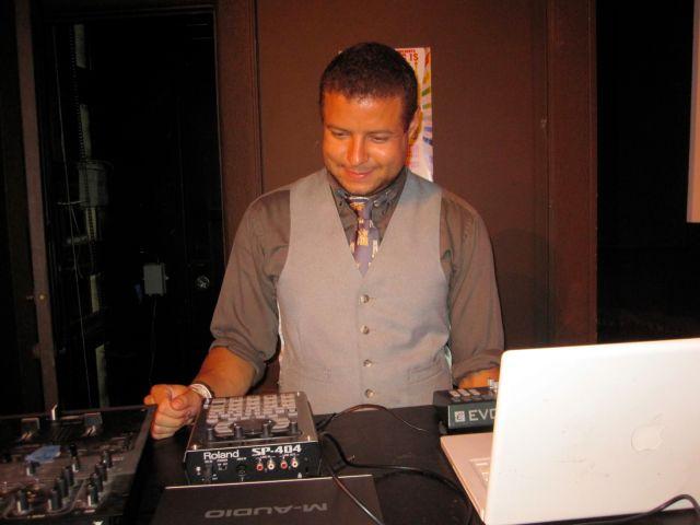 DJ Kyle H. Mabson