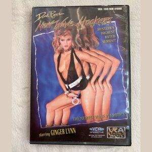 New Wave Hookers DVD Dark Bros.
