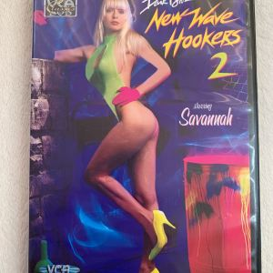 New Wave Hookers 2 DVD
