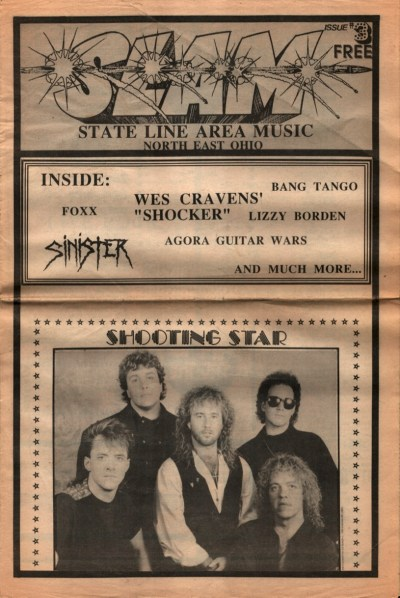 SLAM, November 1989