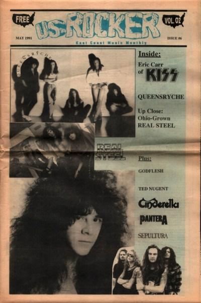 U.S. Rocker, May 1991