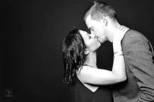 shooting photo en couple saphir