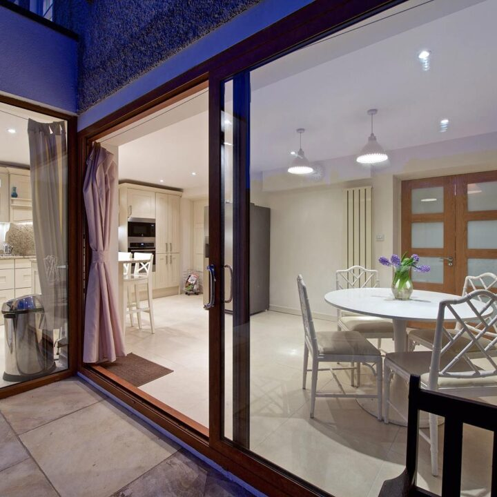 The Icon Range - Slide and Lift-slide Doors