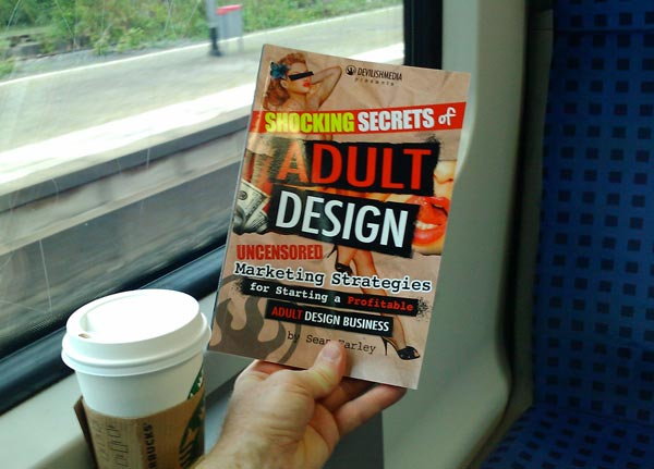 How to Write a Book in 10 Minutes a Day with a Mobile Phone, while Standing on a Train.