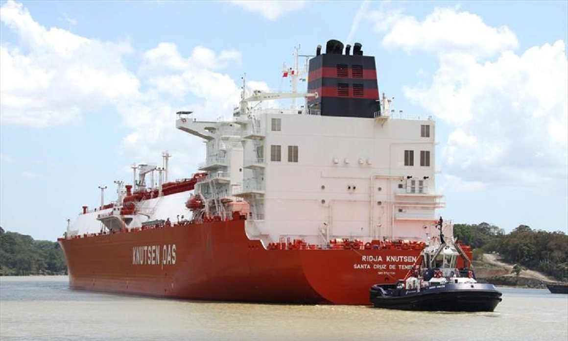 As tariff clock ticks, LNG ships race to get from US to China
