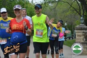 2016 Fairview Half Marathon