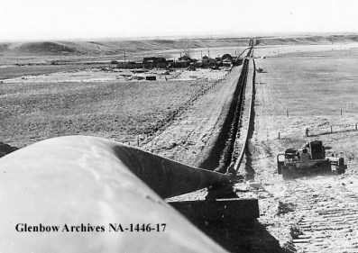 1958gaspipelineconstructioncalgary
