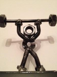 The Iron Bodybuilder