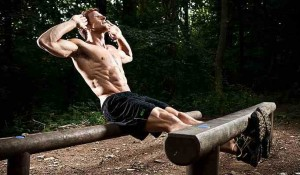 Sean Lewill bodyweight training