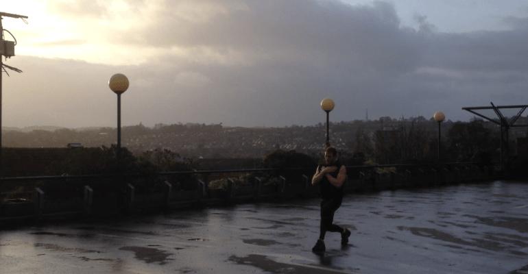 Outdoor training Urban Commando