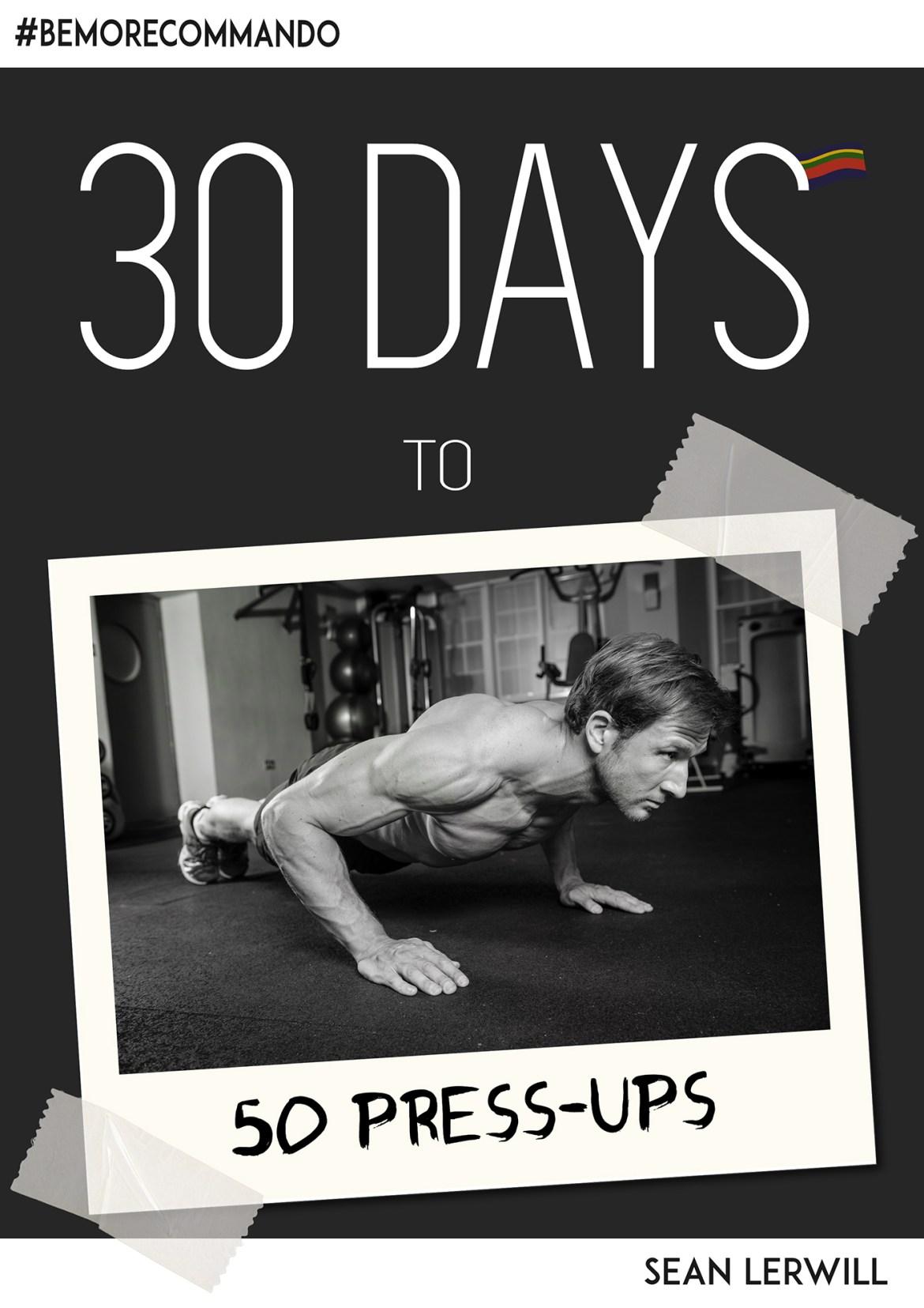 30 Days to 50 Press-ups