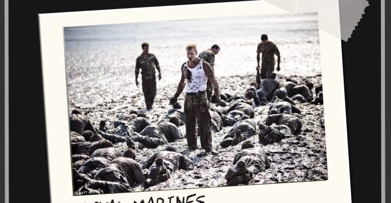 sean lerwill podcast royal marines recruit