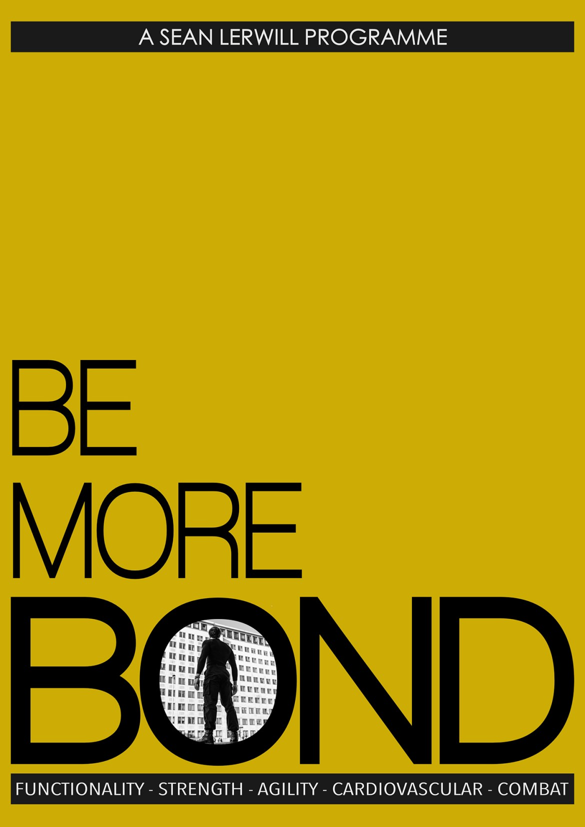 Be More Bond