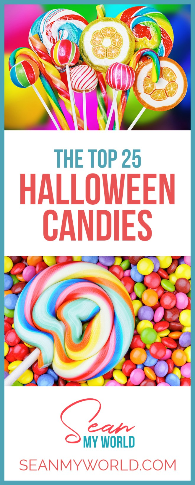 If you were to make a top Halloween candy list, what would be on it? If you ask me, these are the top 25 kid-approved candies to stock up on.