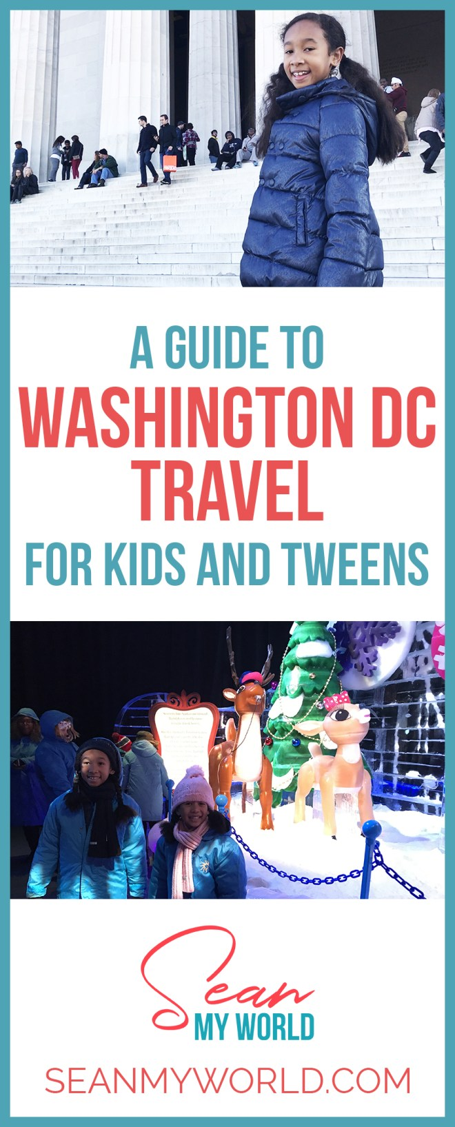 I'm excited to share with you my Washington DC travel vlog! My family and I just took a road trip from NY to DC, and this is my Washington DC travel diary.