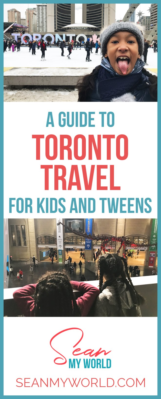I'm excited to share with you my Toronto travel guide! If you're looking for a Toronto travel guide that's good for tweens, check it out.