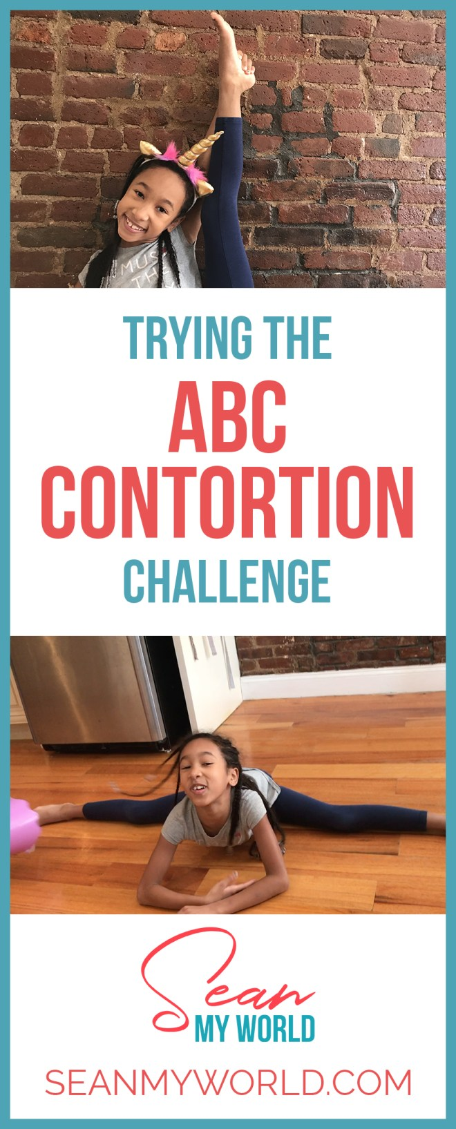 I love watching acro challenges on YouTube, so I decided to try out the ABC gymnastics challenge! Do you know how to do the ABC contortion challenge?