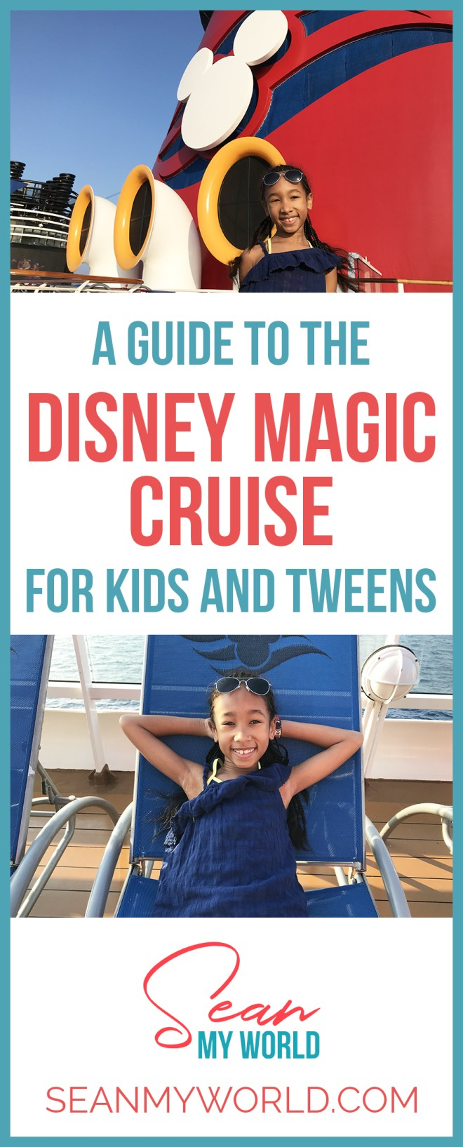 Thinking of going on the Disney Magic cruise ship? Then be sure to check out this Disney Magic review from a kid's perspective!
