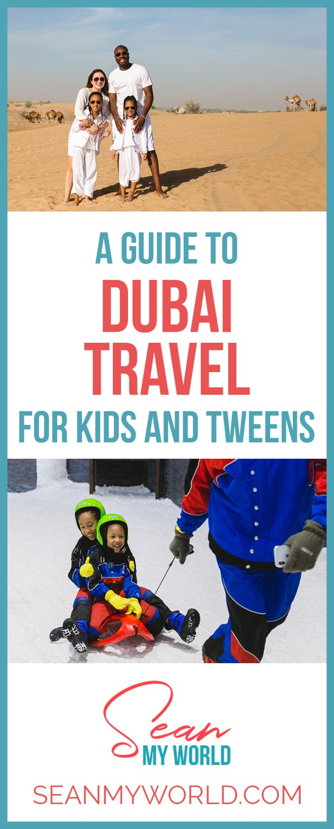 I'm excited to share this Dubai 2018 travel guide with you! If you're looking for a Dubai travel guide for what to do in Dubai with kids, you've come to the right place.
