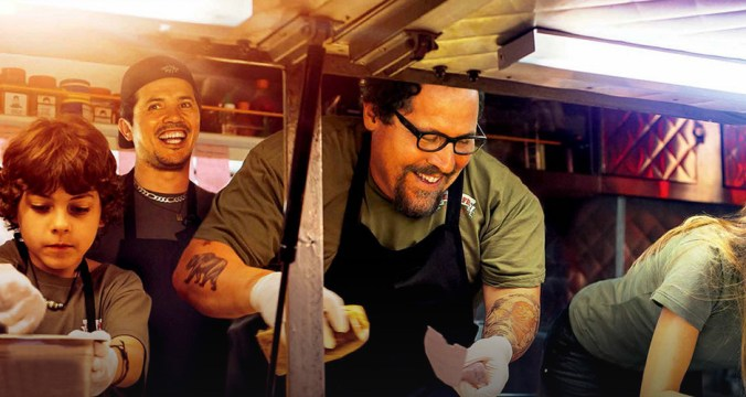"Carl Casper (Jon Favreau) goes back to basics in ""Chef"" (2014)"