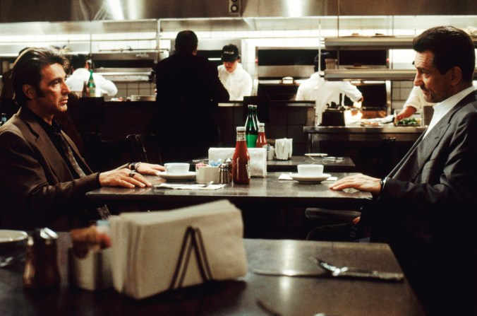 "Tour de Force: ""Heat""'s most memorable scene is also its most understated showdown"