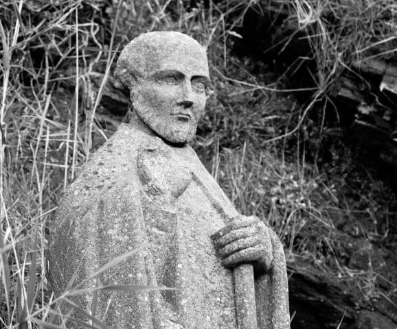 Statue of Saint Gildas