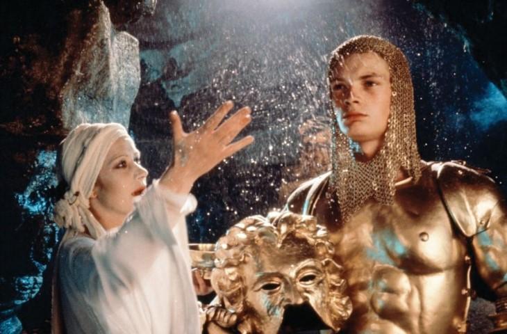 Mordred and Morgan Le Fay