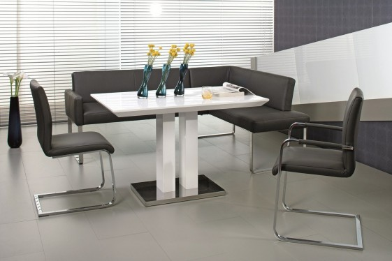 Puredining Banquette D Angle Coin Repas 120 X 269 Cm