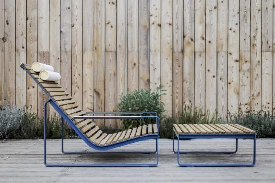Chaise Basse Exterieur Beautiful Chaises Et Table Basse