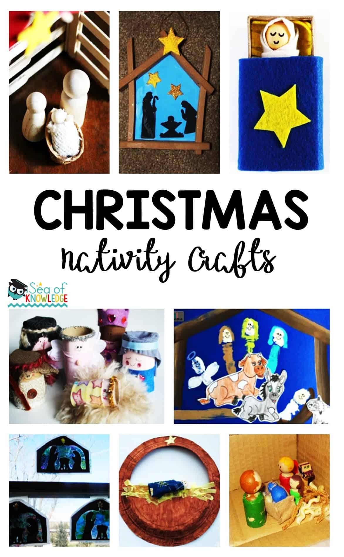 Christmas Nativity Crafts
