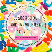 "Back to School Funny Quotes That Make Will Make You Say ""So True!"""