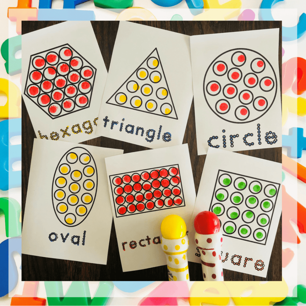 Do A Dot Printables Free