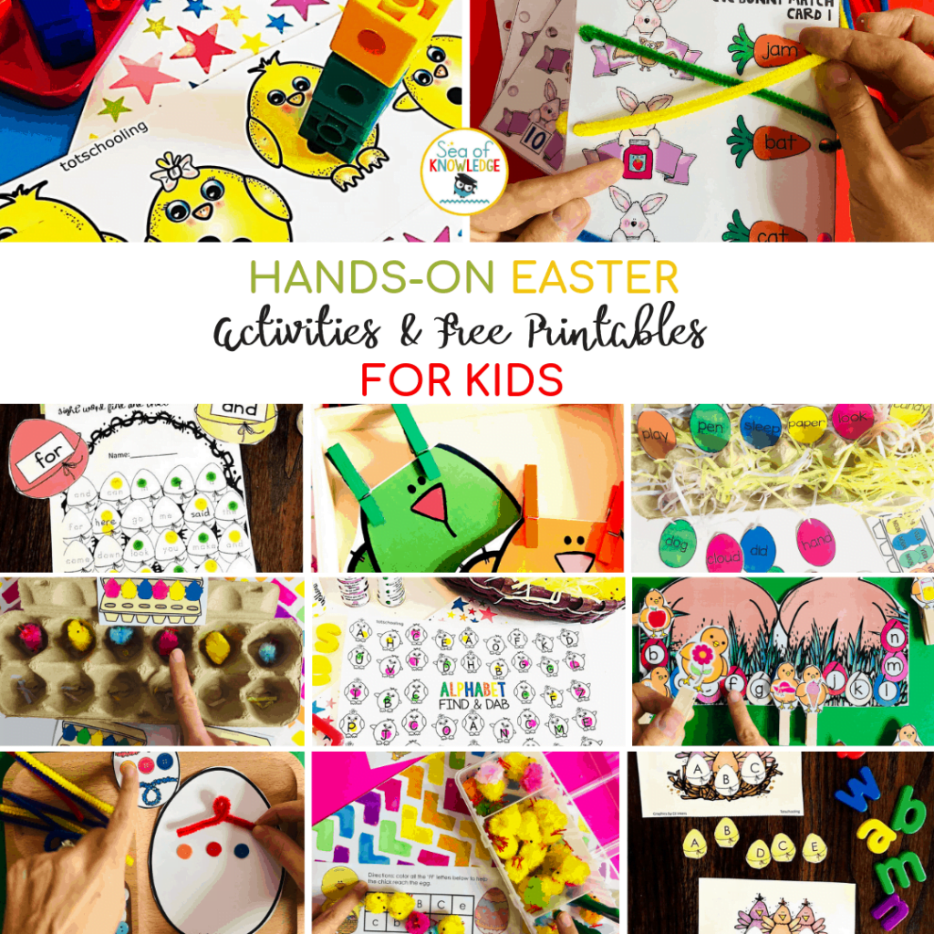 Fantastic Hands On Easter Activities For Kids