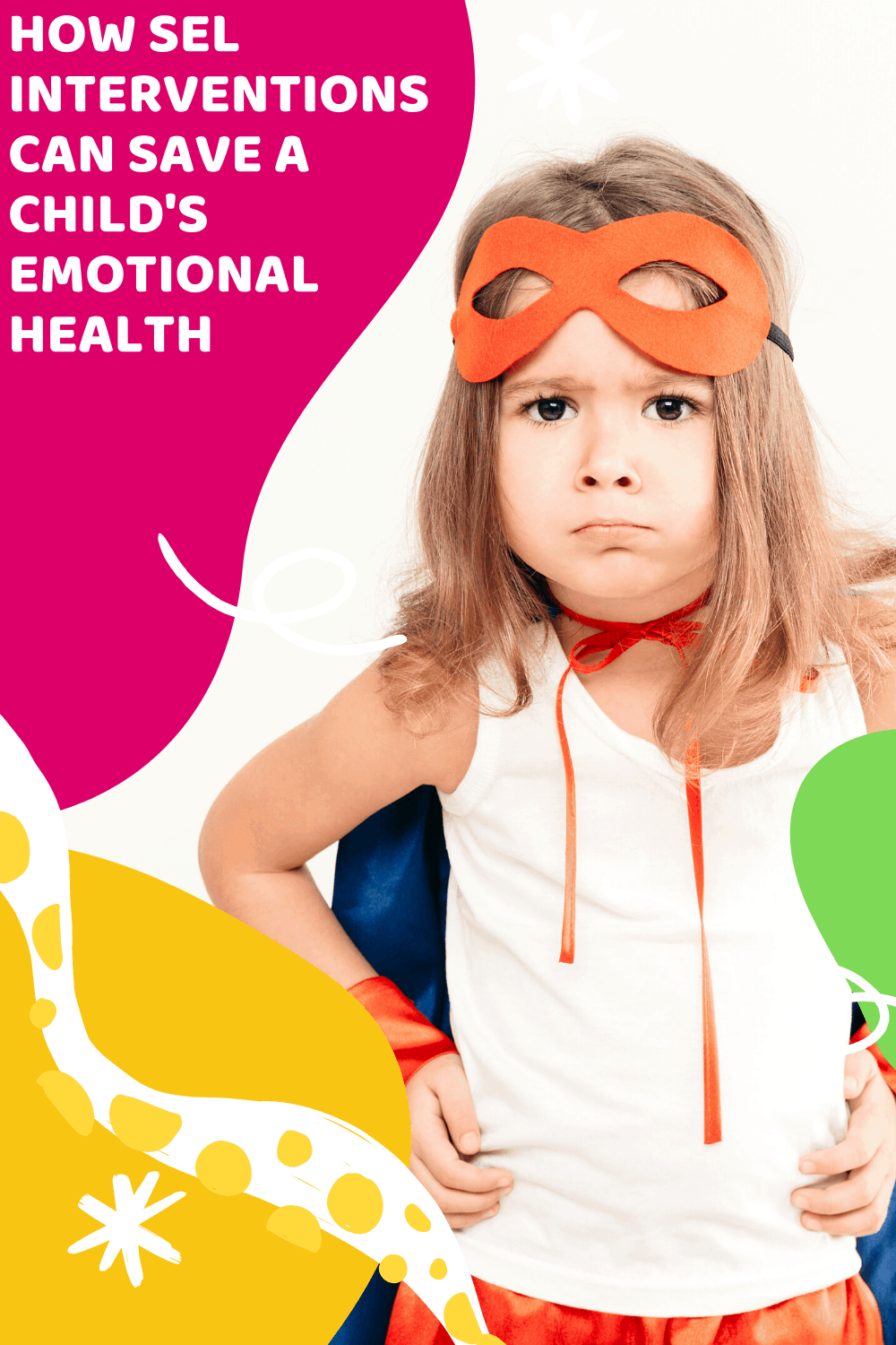 How Social and Emotional Learning Interventions Can Save a Child's Emotional Wellbeing