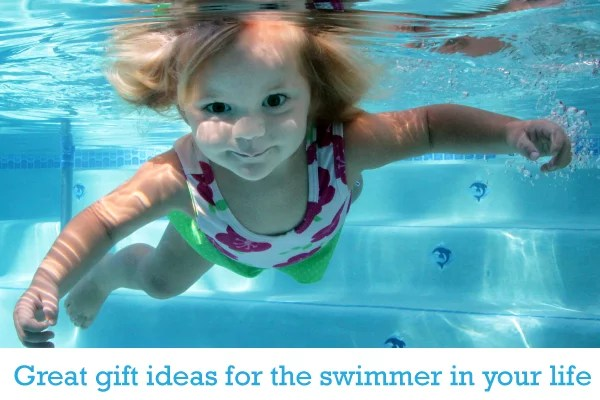 Great gift ideas for the swimmer in your life
