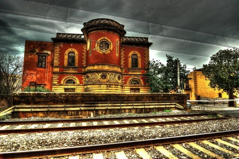 Santa Flavia - Villa Basile