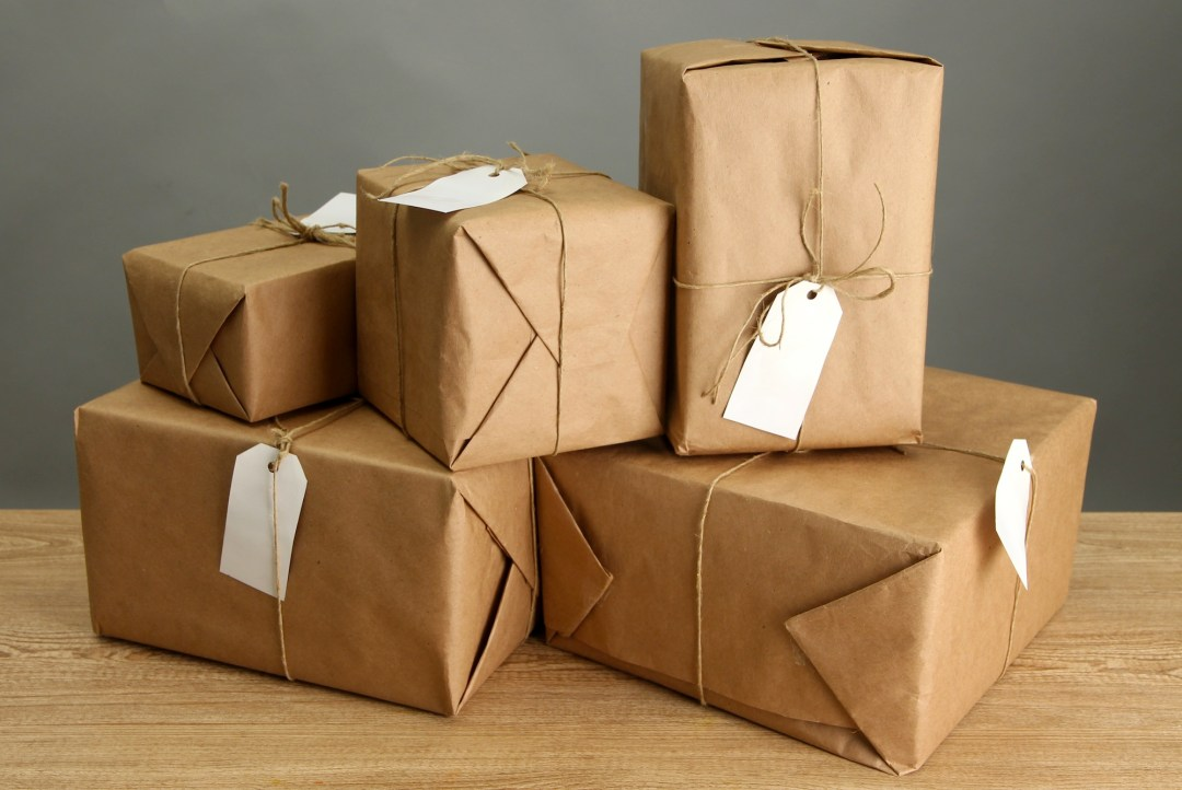 game and package delivery