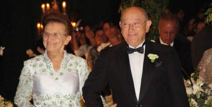 Pr. José Wellington e irmã Wanda Freire