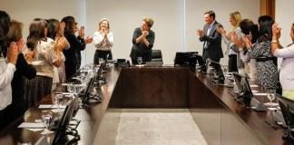 Encontro de Dilma Rousseff com evangélicas divide opiniões