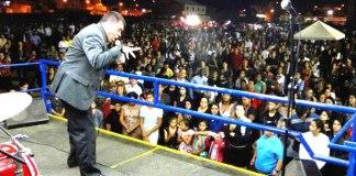 Fest Gospel e Ação de Cidadania em Marataízes