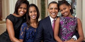 Presidente Obama e família participam de evento de Páscoa em Igreja Batista