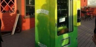 Máquina automática de vender maconha é lançada nos EUA