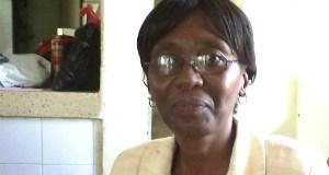 Gladys Juma: 'Senti que estava coberta por orações'