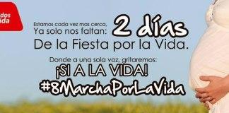 Colômbia - VIII Marcha pela Vida vai movimentar milhares de pessoas em 17 cidades