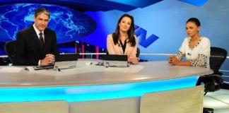 Marina Silva é entrevistada no Jornal Nacional - 2