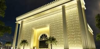 O Templo de Salomão e a veneração dos nossos templos