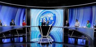 Dilma, Marina e Aécio viram alvos uns dos outros e de rivais durante debate
