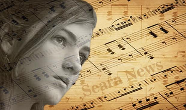 Que música uma pessoa triste canta em sua igreja?